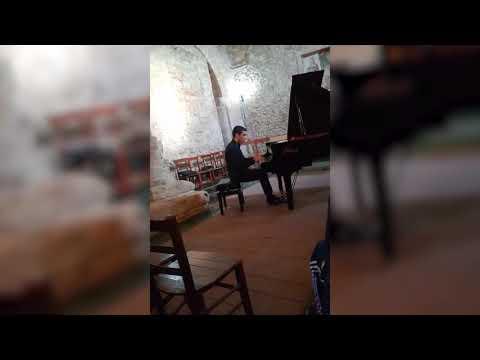 """Paolo D'Agostino - Mozart, Sonata K576; Liszt, 3 Sonetti di Petrarca da """"Anni di pellegrinaggio"""""""
