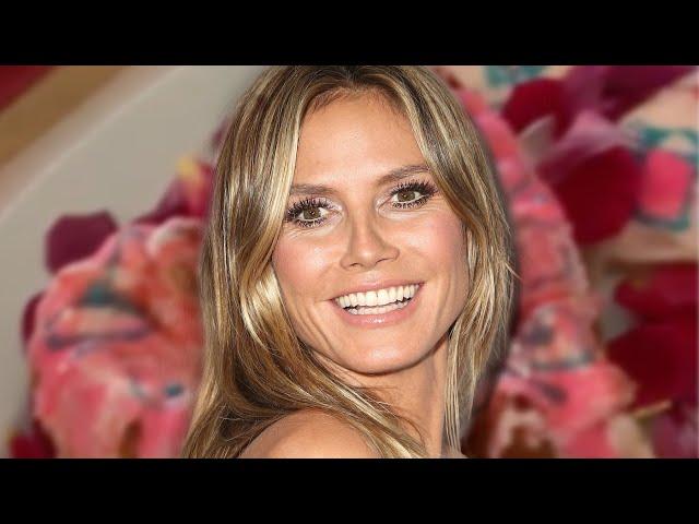 Heidi Klum - Private Einblicke\: Hier wird sie von ihren Kindern überrascht