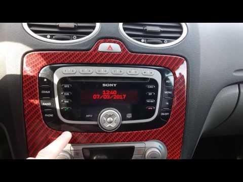 Богатая комплектация Ghia SE на Форд Фокус 2 рестайлинг