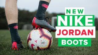 TESTING THE NEW PSG X JORDAN BOOTS | Play test