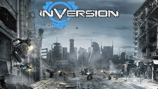 Jogando e Aprendendo: Inversion - Xbox 360