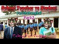 | Funny jokes | Student and Teacher | Talking Tom Version | Comedy Series#5