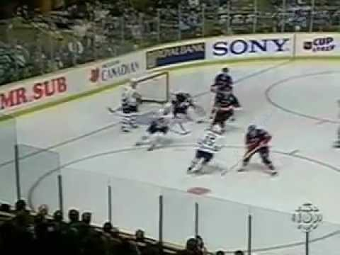 NHL 1996, Game 5 - St. Louis Blues vs Toronto Maple Leafs