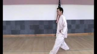 Taiji Basic Practice Drills, part 1 of 3: Stepping Technique drills (太極基本勁路練法 第一節: 步法訓練)