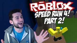 ★ROBLOX SPEED RUN 4!!! - PARKOUR LIKE A BOSS!! - PART 2 [XBOX ONE]★