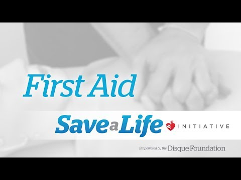 1a. First Aid, Cardiopulmonary Resuscitation (CPR)