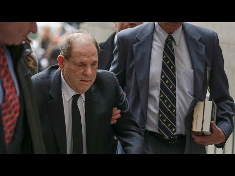 video: It's not just Harvey Weinstein on trial, but the entire #MeToo movement
