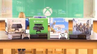 Xbox One Holiday Promotion