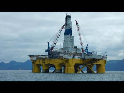 There may be big increases in offshore drilling