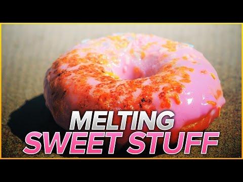 Melting Sweet Stuff | Will It Melt?