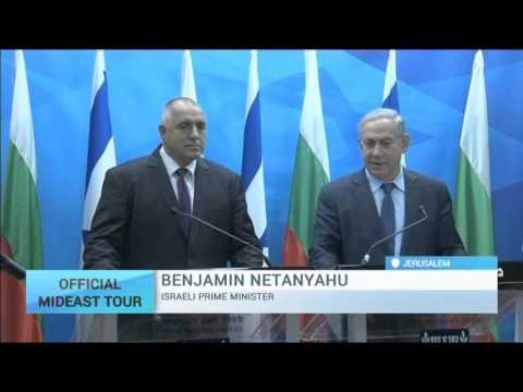 Bulgaria Official Mideast Tour: PM Boiko up Israel's potential in energy sphere