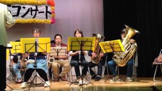 法典地区文化祭 第10回 記念演奏会 TOP HATS Concert 平成27年10...