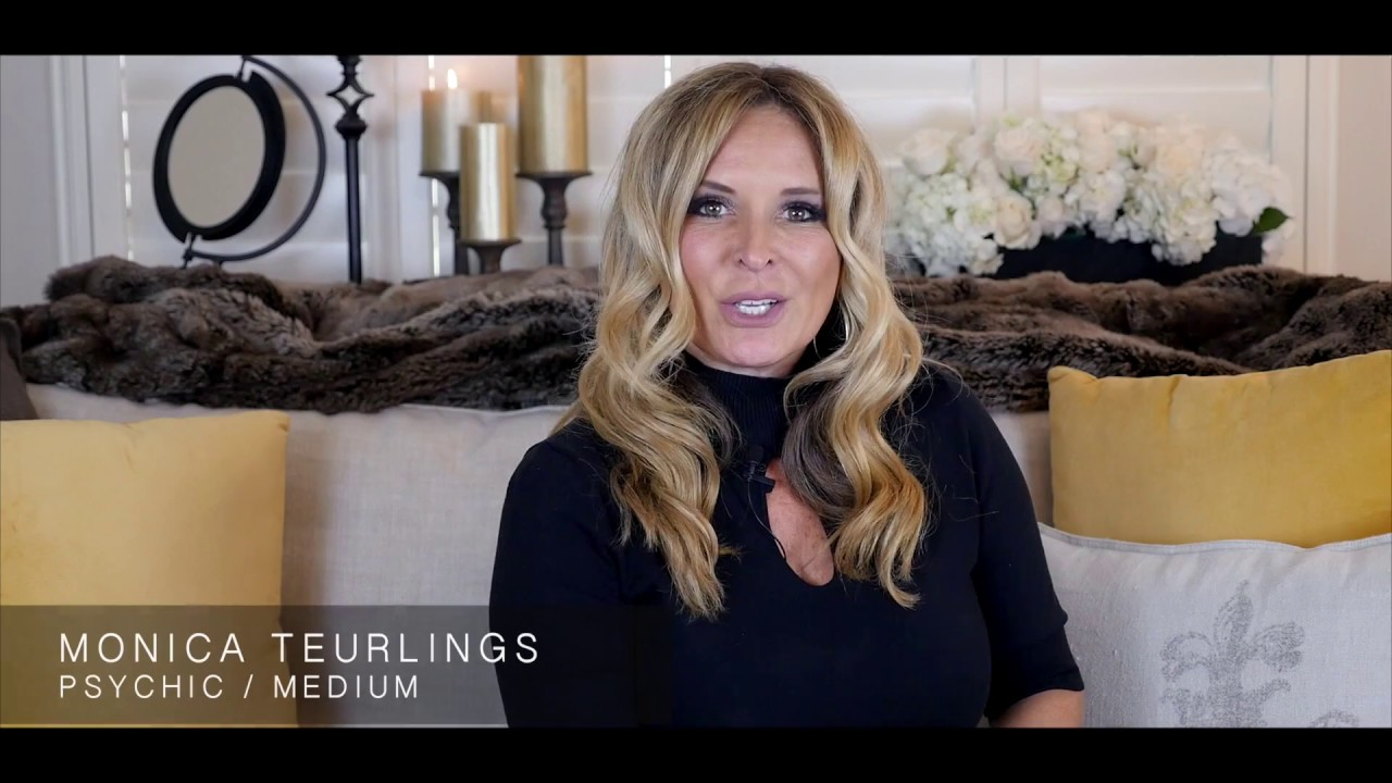 Monica Teurlings personal journey to Mediumship - Monica Teurlings Psychic Medium
