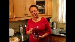 Jamaican Sorrel Drink Recipe Video