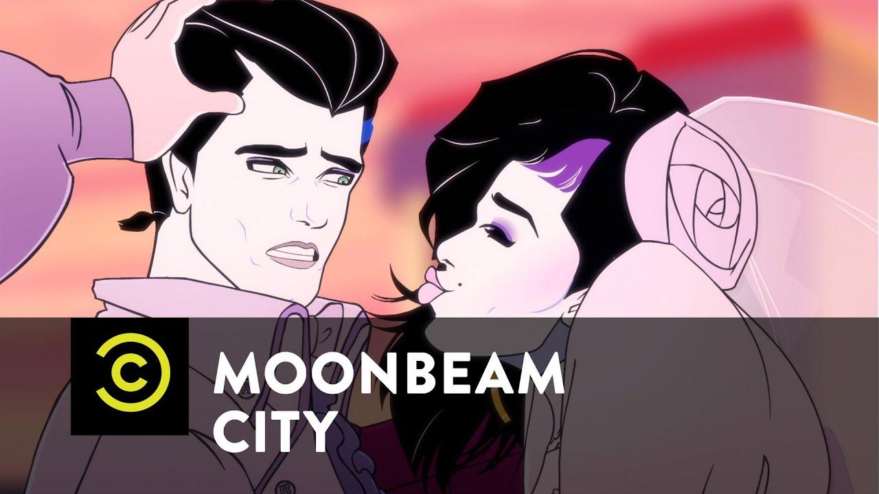 Download Moonbeam City -  The Origins of Rad Cunningham