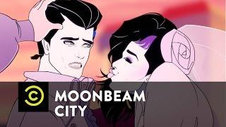 Moonbeam City -  The Origins of Rad Cunningham