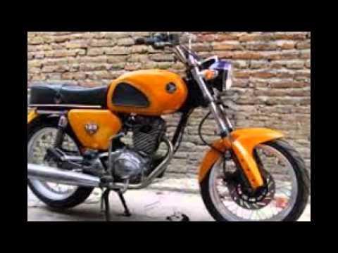 Honda CB 100 Motor Kuno Klasik Mesin Tiger   Modifikasi ...