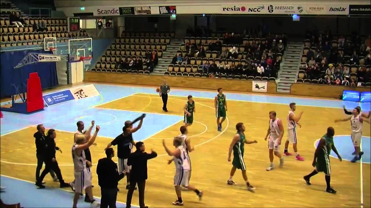 Kfum Umea Basket Alvik Basket