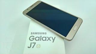 Samsung J7 2016 unboxing - فتح صندوق سامسونج جي7