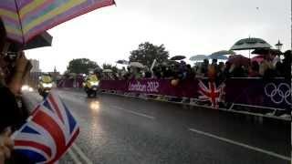 Олимпийские игры 2012. Велогонка. Женщины. Cycling - Road.(1 место- VOS Marianne (Голландия) 2 место -ARMITSTEAD Elizabeth (Великобритания) 3 место- Olga Zabelinskaya (Россия), 2012-07-29T19:06:47.000Z)