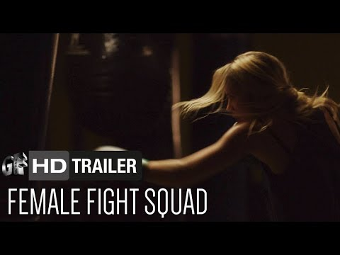 Female Fight Squad   Amy Johnston, Cortney Palm HD