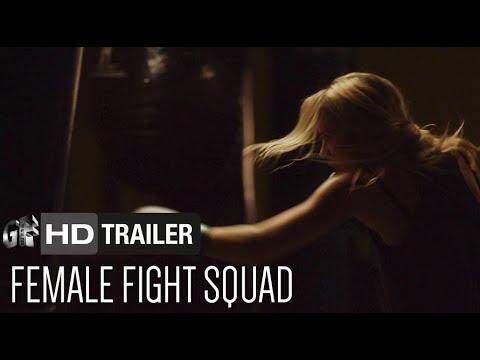 Female Fight Squad (Full online) - Amy Johnston, Cortney Palm [HD]