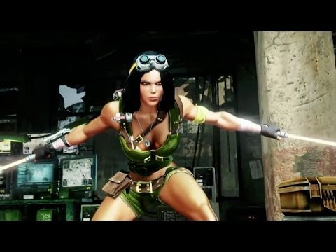 Mortal kombat cosplay girl strips on cam 2