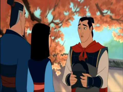 Ending of Mulan