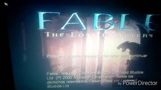 Como Descargar Fable The Lost Chapters En Español Portable Youtube