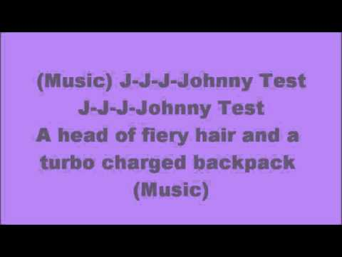 """Episode #4: Johnny Test Theme VS Green Day's """"American Idiot"""""""