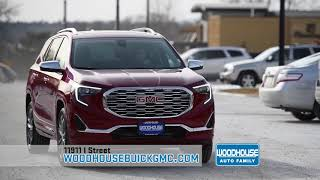 Woodhouse Buick GMC of Omaha 15 - August 2018