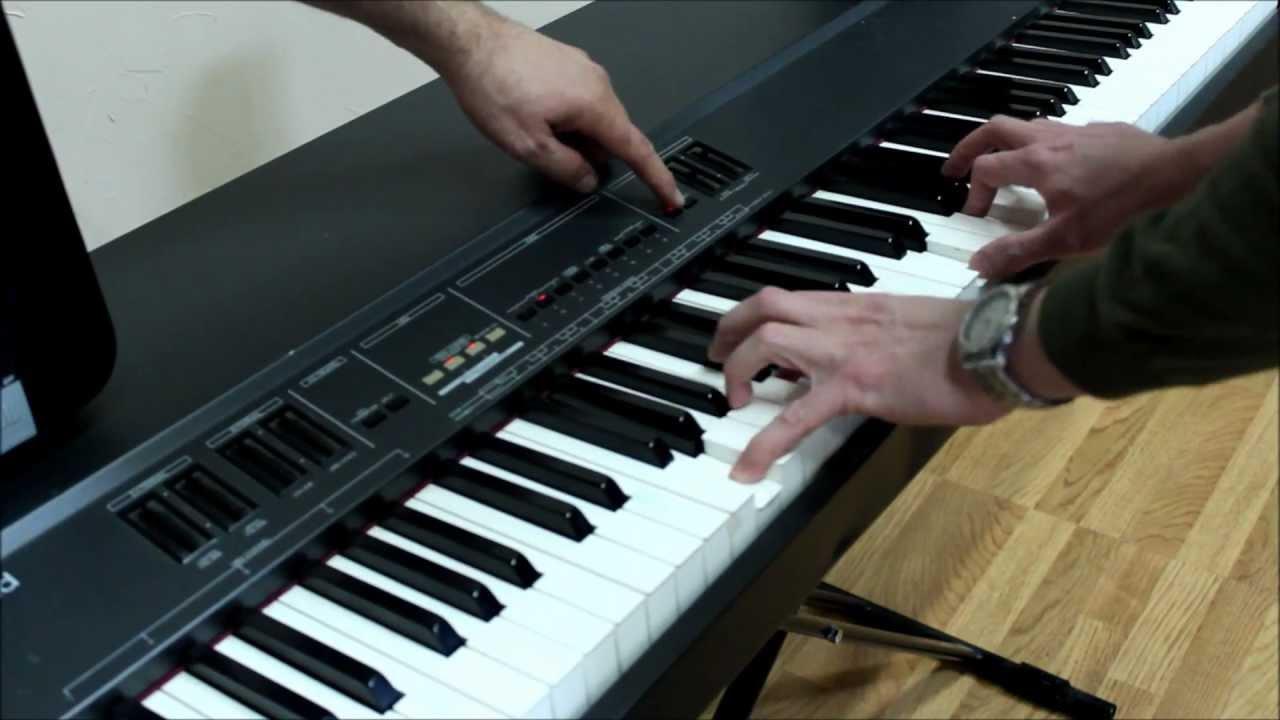roland rd 300s digital piano demonstration youtube. Black Bedroom Furniture Sets. Home Design Ideas