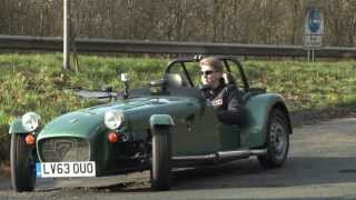 Caterham Seven 160 2014 Videos