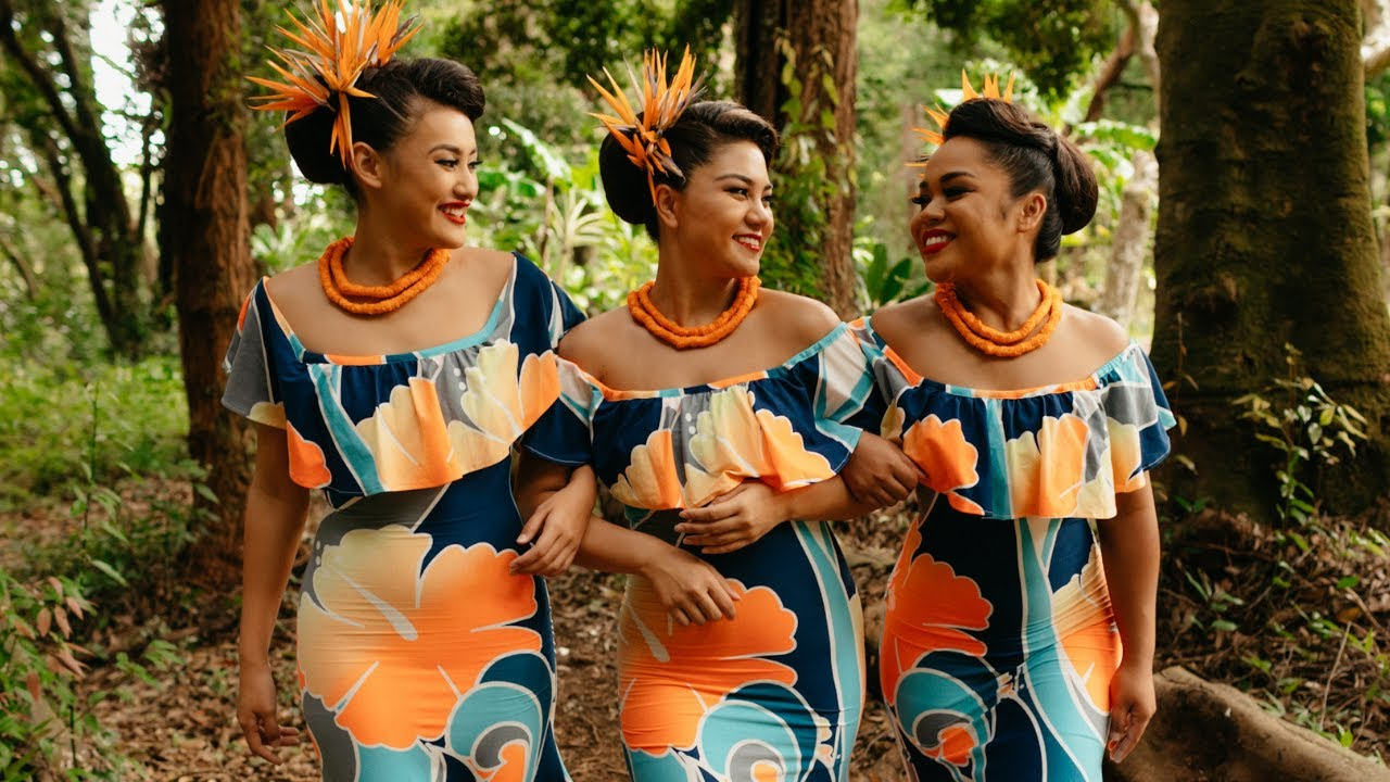 Kalani Pe'a - Kaniakapūpū - (OFFICIAL MUSIC VIDEO)