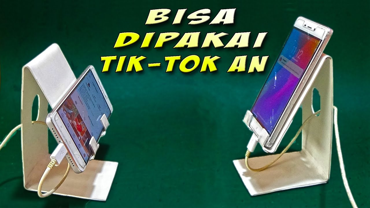Download Cara Membuat Penyangga Handphone Mp20 Mp20 20gp Flv ...