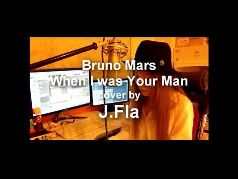 Bruno Mars - When I Was Your Man ( cover by J.Fla )