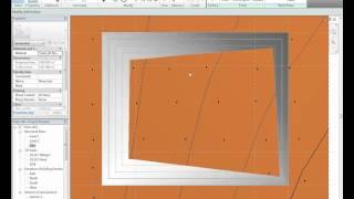 Software Autodesk Revit - kubatury terénních úprav
