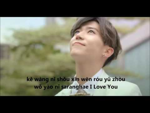 Bii 畢書盡 - Love More Lyrics (pinyin)
