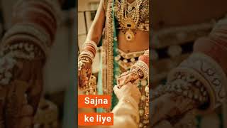 Sajna hai mujhe sajna ke liye - full screen whatsapp status make by riyansh kushwanshi official musi