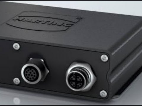 Harting MICA computing system First Look