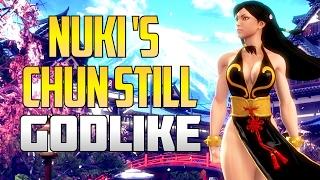 SFV S2 ▰ Nuki's Chunli Is Still Godlike【Highlights + Full Matches 】Street Fighter V / 5 スト