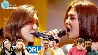 Classical Vocalists React Fx Luna  Park Jinyoung Father Immortal Songs 2