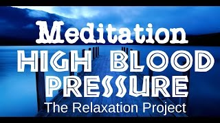 Meditation for Healthy Blood Pressure, Binaural Beats, Isochro…
