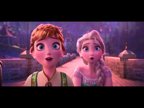 Frozen Fever full movie Part 2 HD