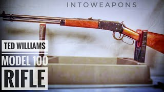 """Ted Williams Model 100 - Shooting and Overview - """"Winchester 94"""""""