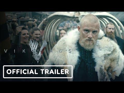 Vikings: Season 6 - Official Trailer