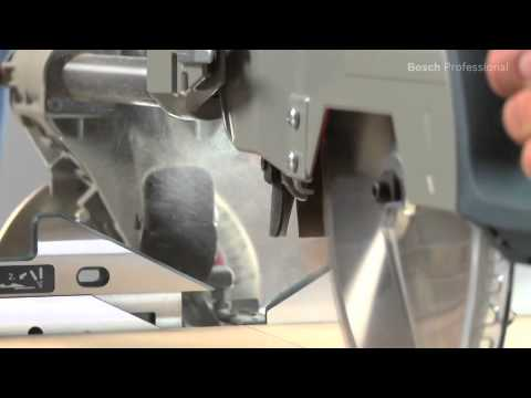 Bosch Paneelzaag GCM 8 SJL Professional