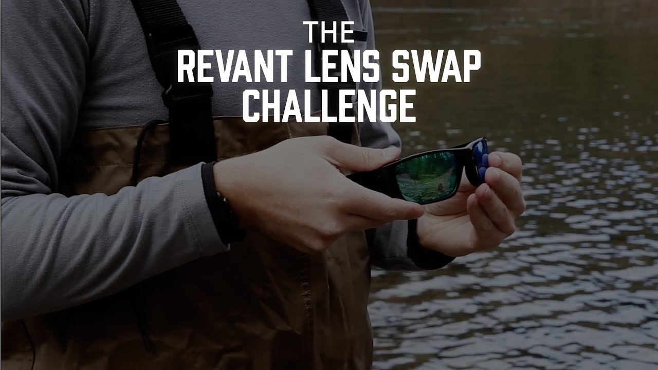 ed4fb70378 The Revant Lens Swap Challenge - YouTube
