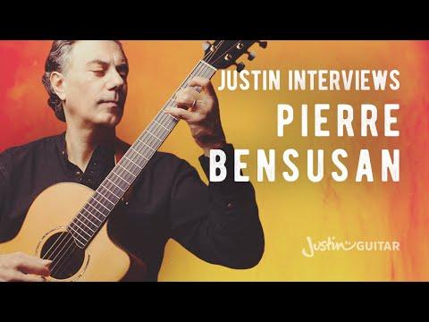 Pierre Bensusan Interview, Exploring DADGAD Acoustic (MA-123)