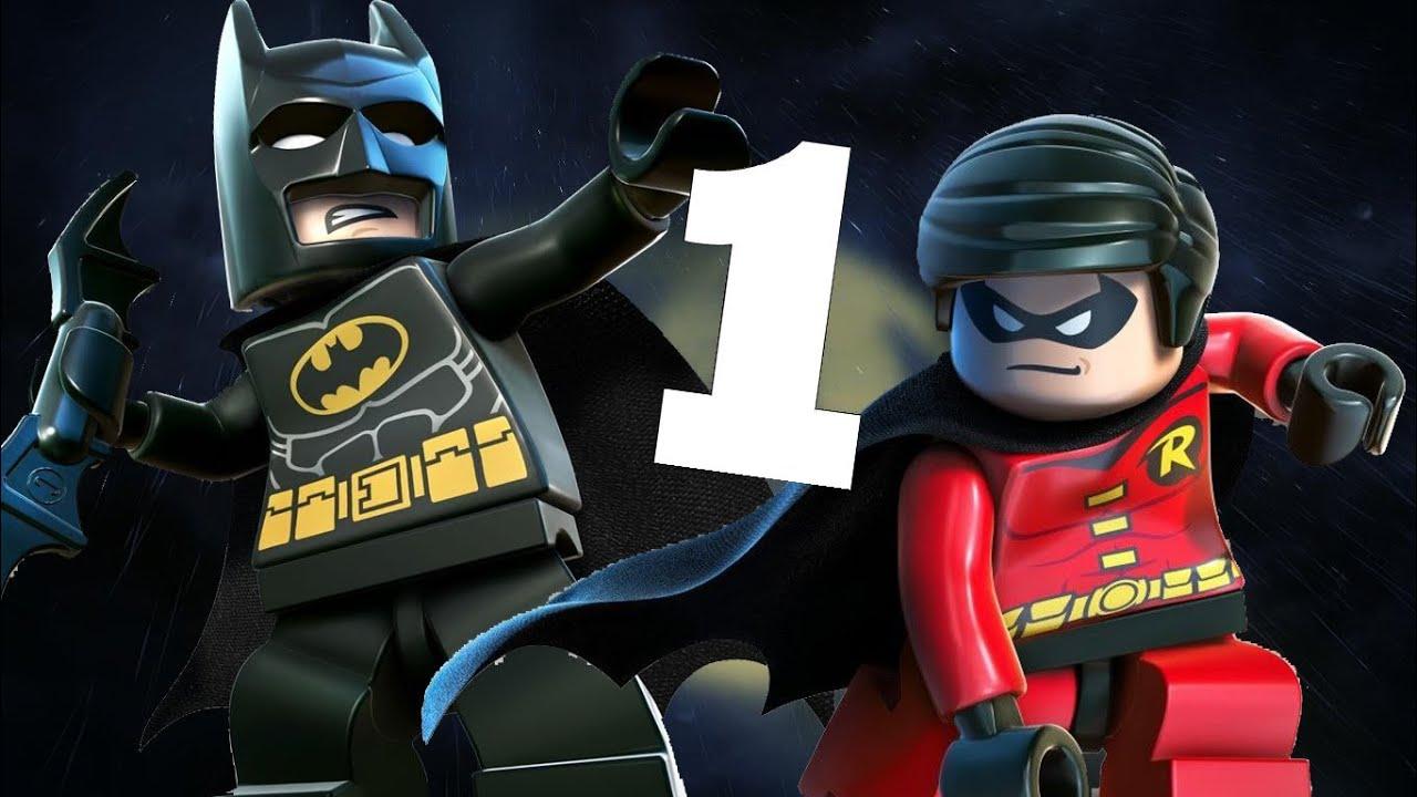 Lego batman 2 DC super heroes part 15 Wayne tower showdown